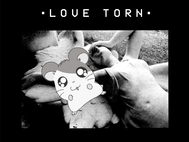 love torn art