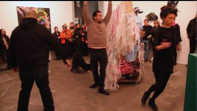 Performance by Alejandro Guzman