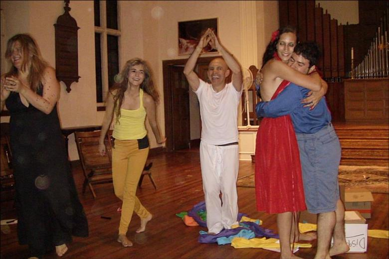 """Performance by members of """"Performeando"""""""