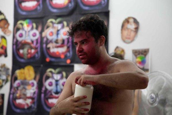 Geraldo Mercado 72
