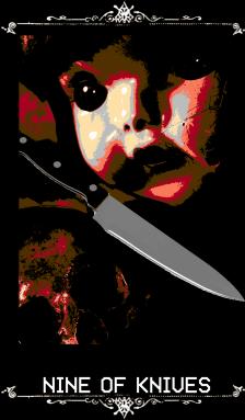 nine of knives
